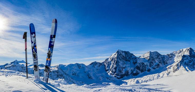 Ski South Tirol, Solda in Italy