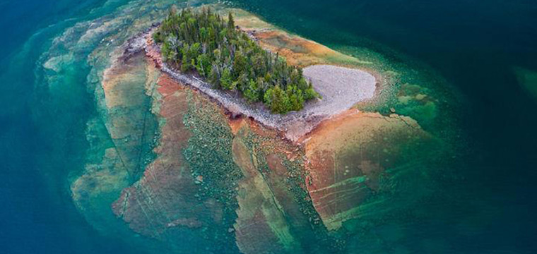 Venture to the great lakes and Canada