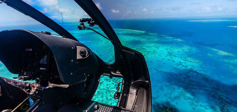 Australian Helicopter Tour