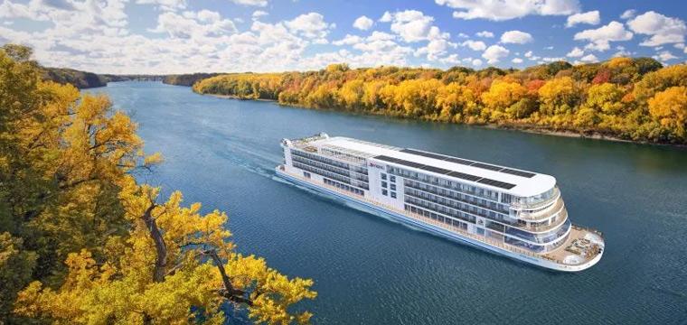 New Viking Mississippi Sailing in 2022!