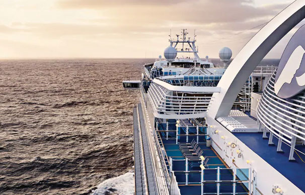Princess 2021 World Cruise
