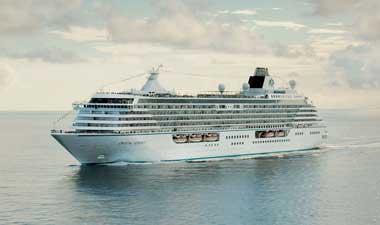 Patrick's Crystal Cruise to Panama!