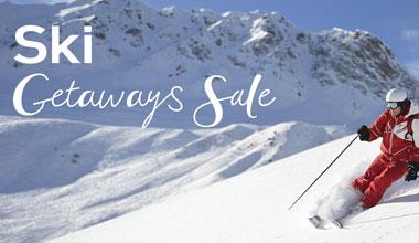 Ski Getaways Sale