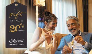 The Gift of Travel with Regent