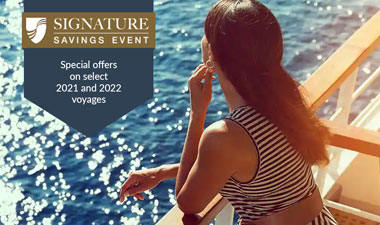 Signature Savings Event