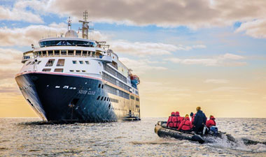 Exclusive Silversea Expeditions