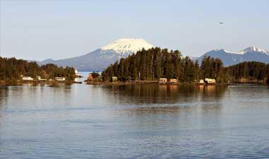 Exploring Sitka Alaska
