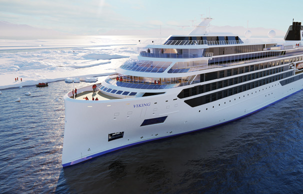 New Viking Expedition Cruises